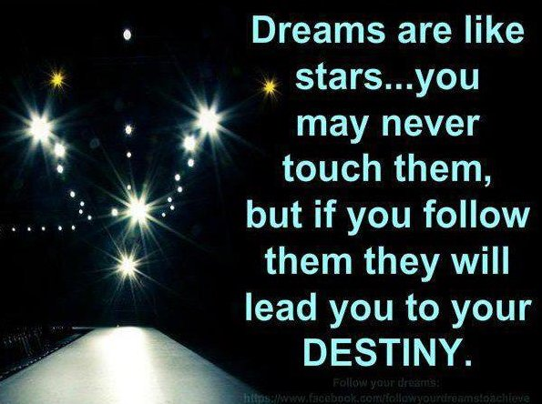 Dreams-Quote